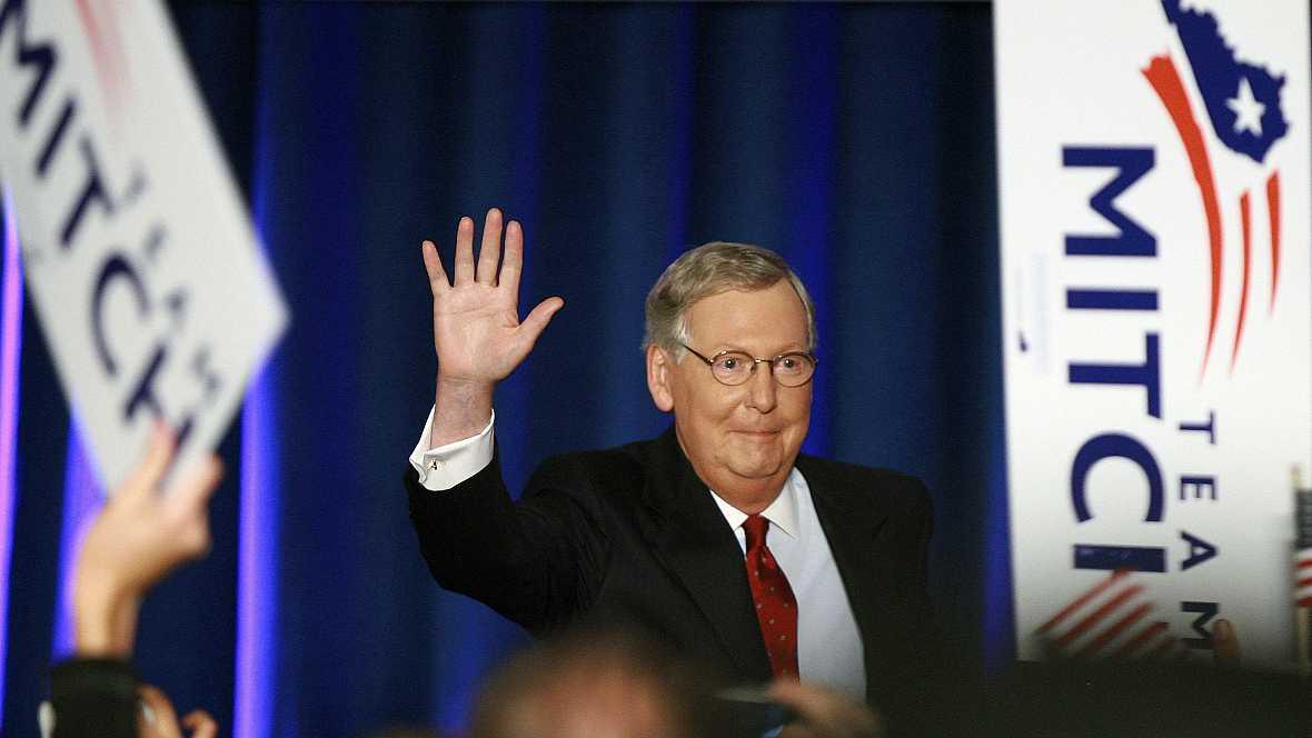 Las mañanas de RNE - El Partido Republicano arrasa en Estados Unidos  - Escuchar ahora