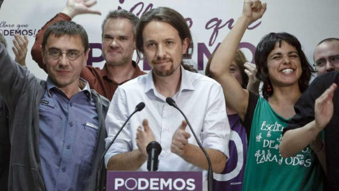 Diario de las 2 - El CIS refleja un fuerte auge de Podemos - Escuchar ahora