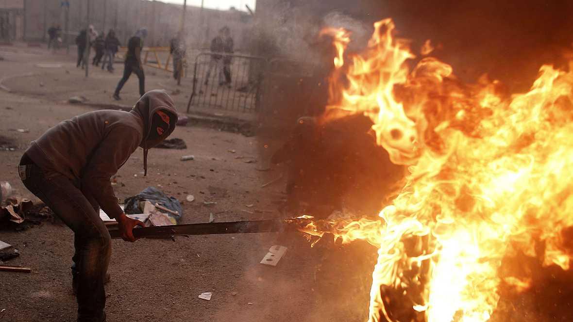Las mañanas de RNE - Vuelven los enfrentamientos a Jerusalén - Escuchar ahora