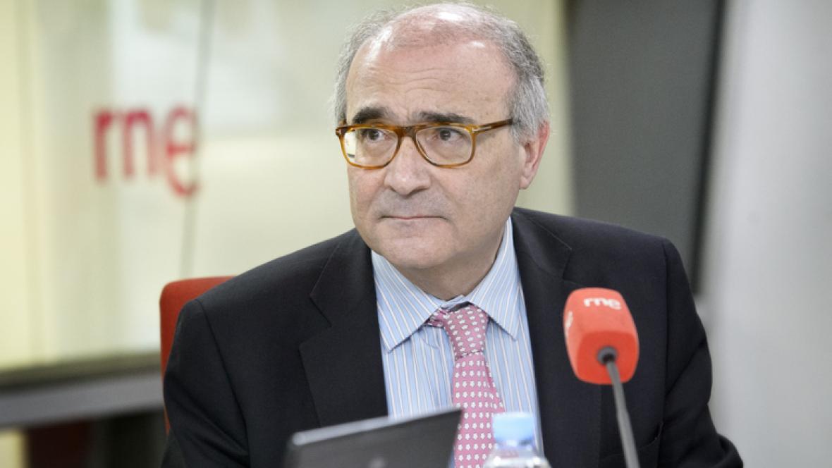 """Las mañanas de RNE - Benigno Pendás: """"El argumento jurídico de la Generalitat es poco consistente"""" - Escuchar ahora"""