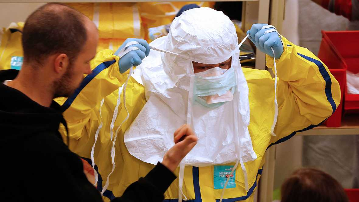 Radio 5 Actualidad - Save The Children lucha contra el ébola - 06/11/14 - Escuchar ahora