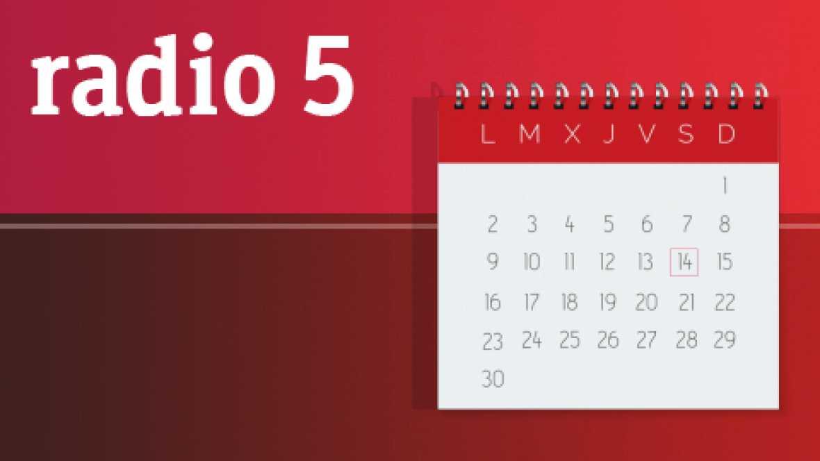 El almanaque en Radio 5 - Luis Candelas - 06/11/14 - Escuchar ahora