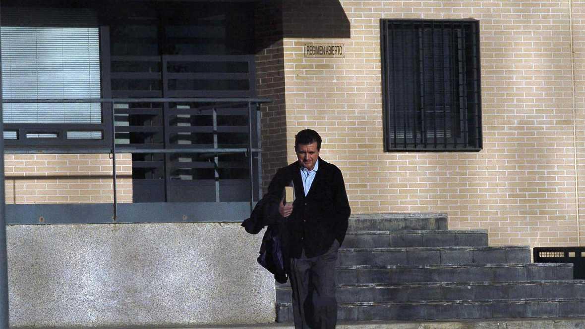 Diario de las 2 - La Fiscalía de Valladolid pide revocar el tercer grado de Matas - Escuchar ahora