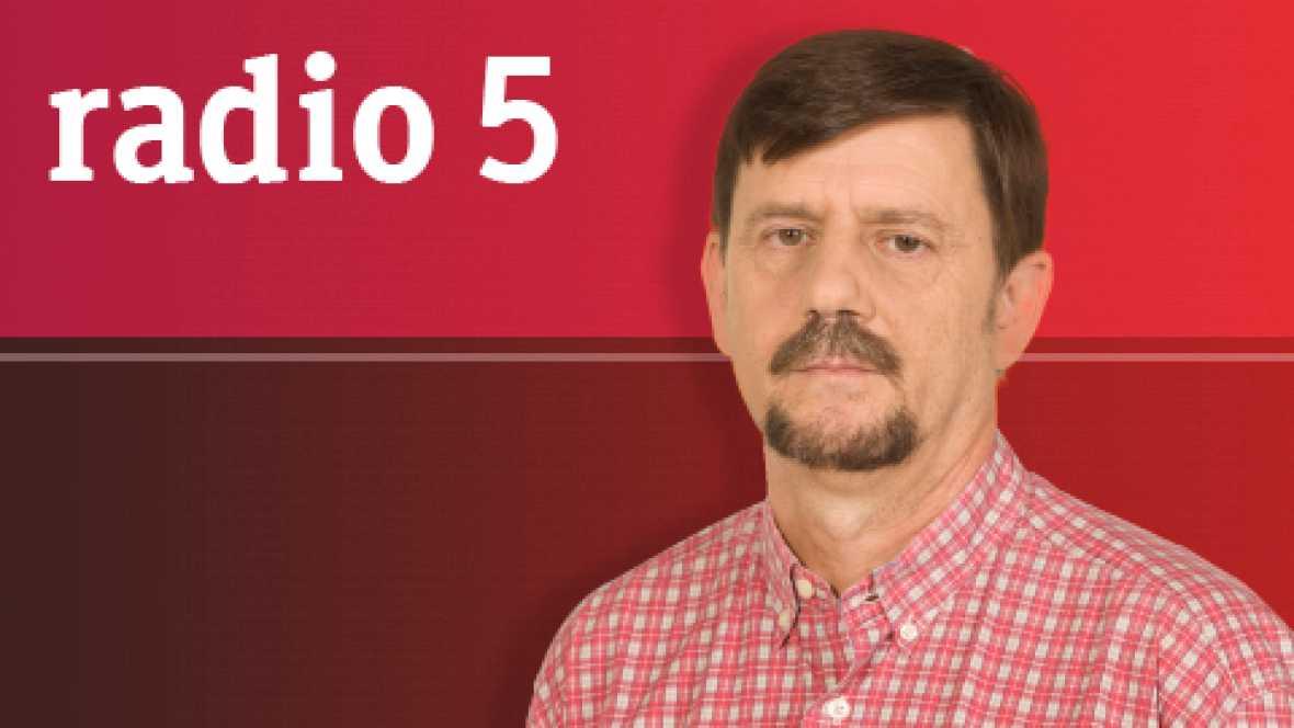 Españoles en la mar en Radio 5 - La pesca artesanal reclama su espacio - 06/11/14 -  Escuchar ahora