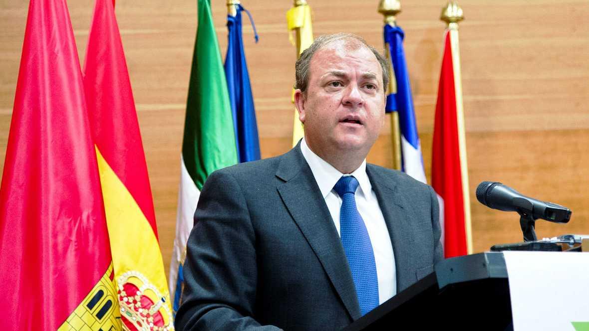 Boletines RNE - Monago explicará sus 32 viajes a Canarias a cargo del Senado - 07/11/14 - Escuchar ahora
