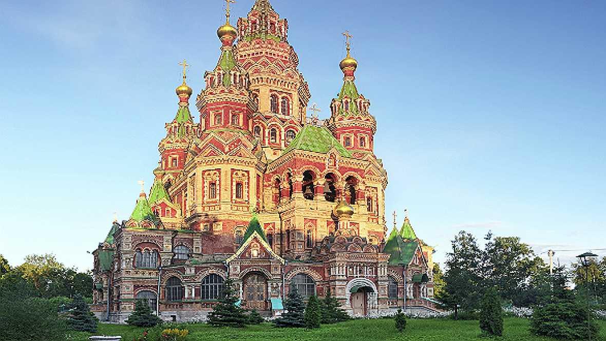 Buscando la foto - San Petersburgo by Nacho Duato - 08/11/14 - Escuchar ahora