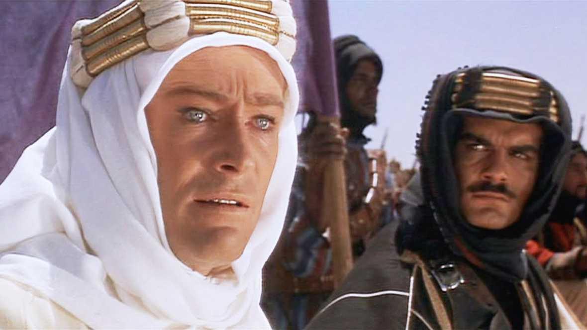 Una historia de cine - Lawrence de Arabia  - 08/11/14 - Escuchar ahora