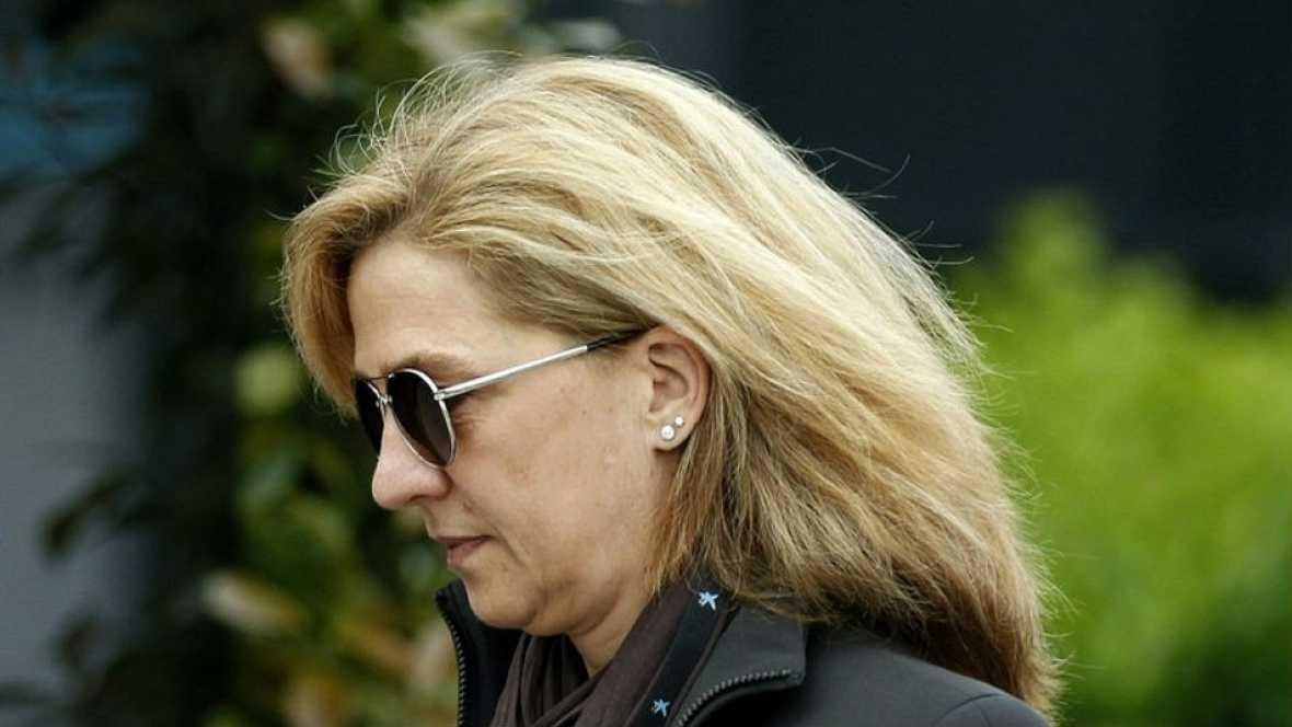 Boletines RNE - La infanta Cristina será juzgada por dos delitos fiscales - 07/11/14 - Escuchar ahora