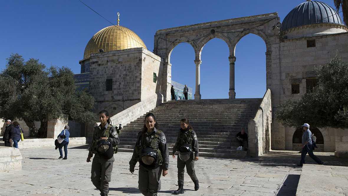 Diario de las 2 - La violencia en Jerusalén - Escuchar ahora