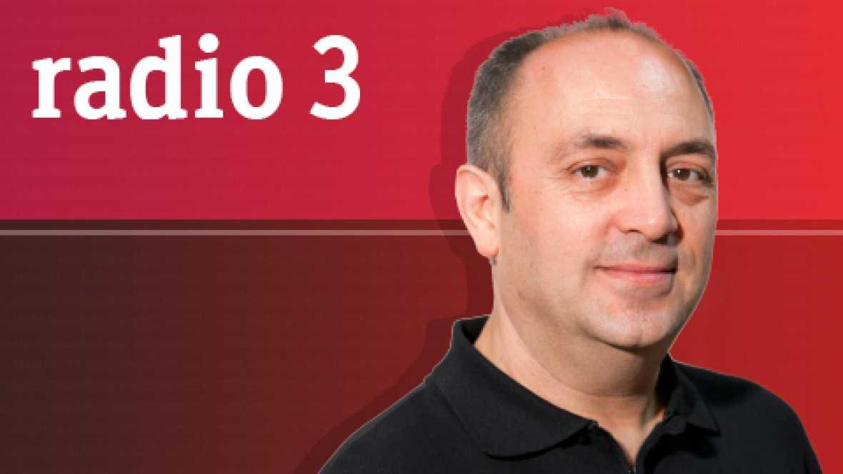 Saltamontes - Entre Roy Ayers y Ben Sidran - 07/11/14 - escuchar ahora