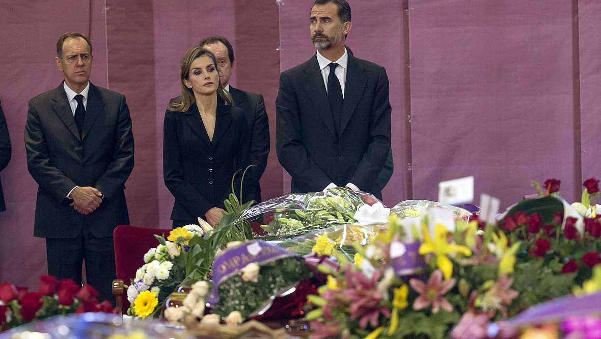 Diario de las 2 - Los reyes han presidido el funeral de Bullas, Murcia - Escuchar ahora