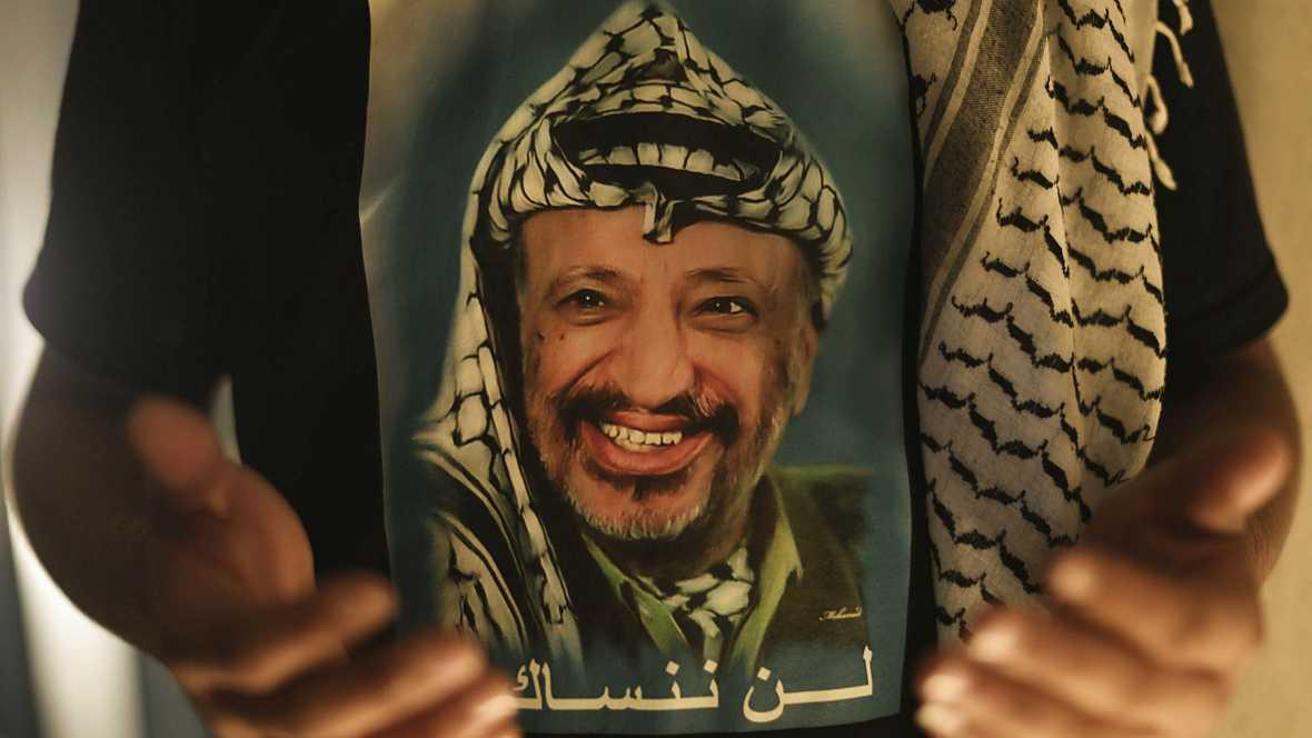 Radio 5 Actualidad - 10 años de la muerte de Arafat - 11/11/14 - Escuchar ahora