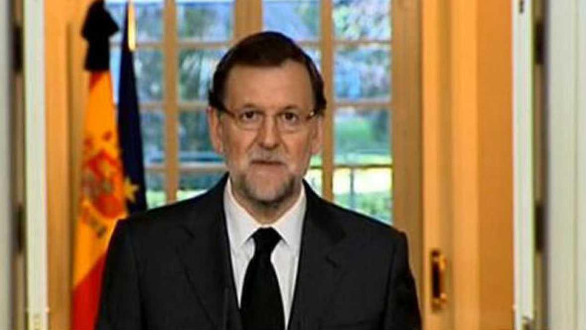 Las mañanas de RNE - Rajoy hablará del 9N - Escuchar ahora