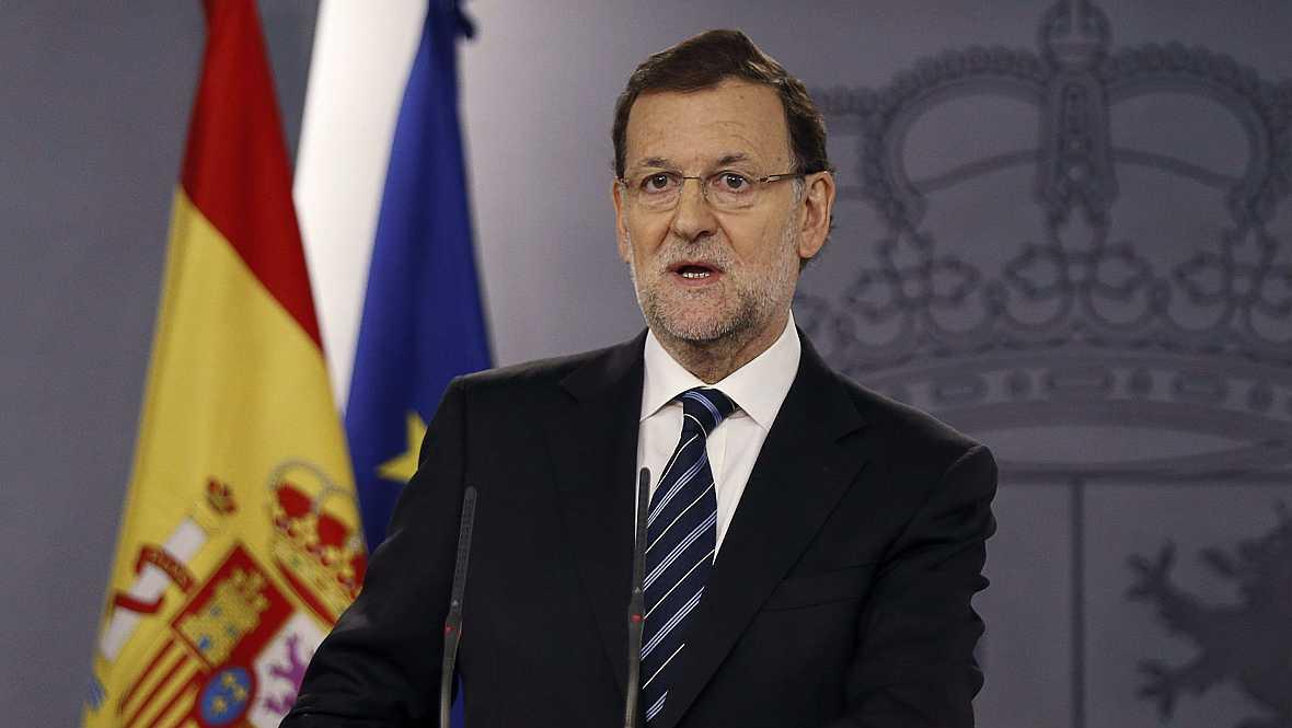 """Radio 5 Actualidad - Rajoy: """"9N, un acto ilegal"""" - 12/11/14 - Escuchar ahora"""