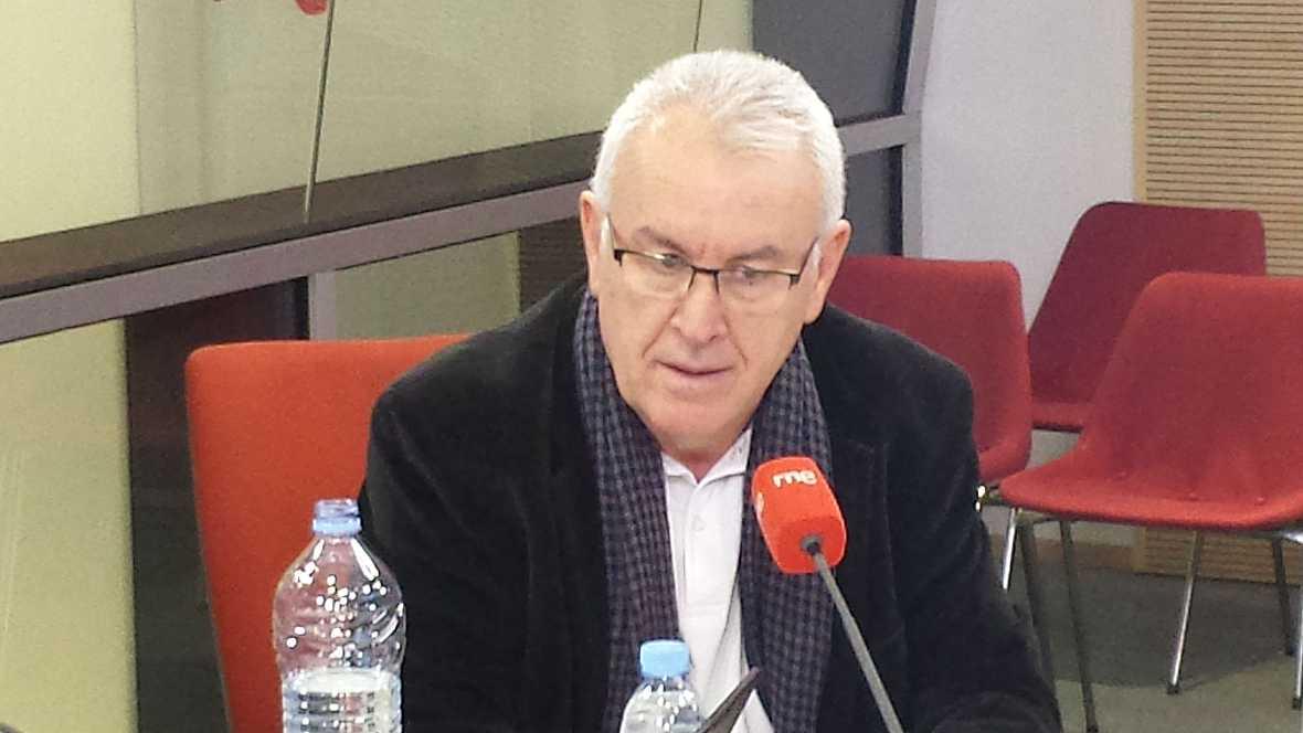 Radio 5 Actualidad - Cayo Lara apuesta por acuerdos con otras fuerzas políticas - 14/11/14 - Escuchar ahora