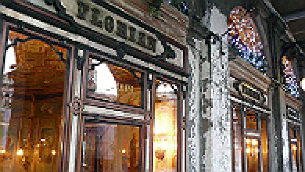 Cafés históricos - El café Floriam de Venecia - 15/11/14 - Escuchar ahora