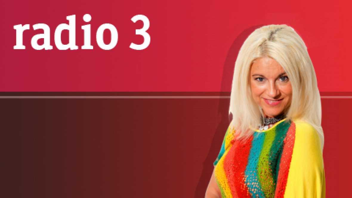 "Atmósfera - Hyperdub 10.3, Olivia Louvel, IMP & ""Expansiva"" Vocal Femenina - 16/11/14 - Escuchar ahora"