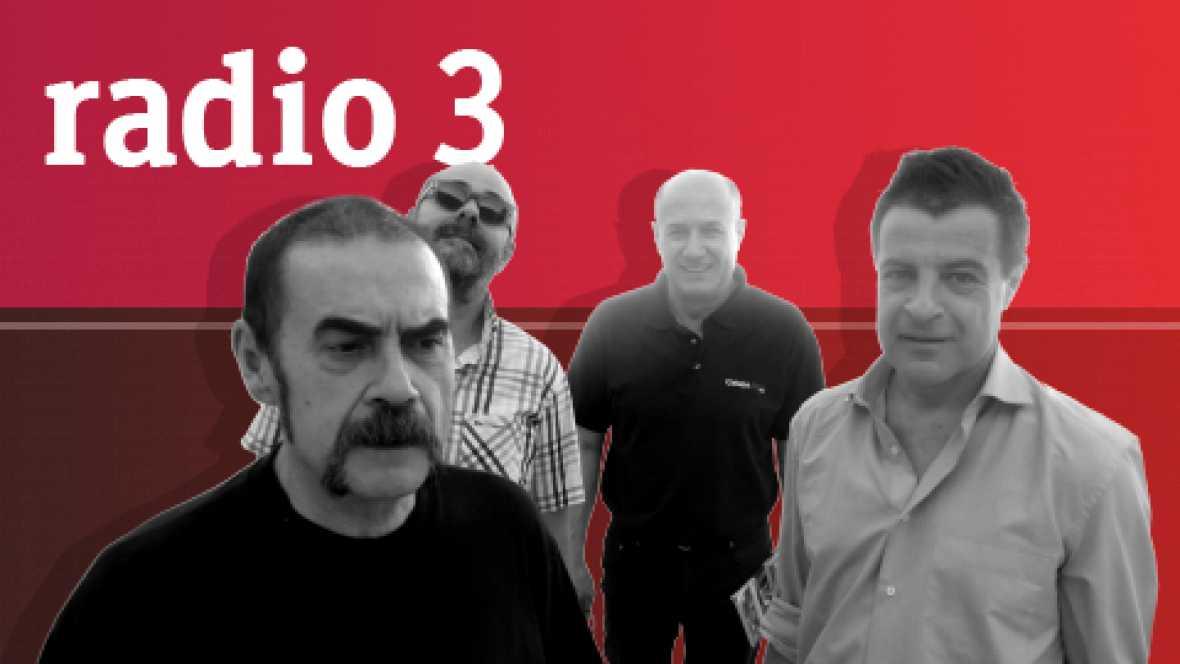 "Sonideros: Kiko Helguera & Rodolfo Poveda - ""All along the watchtower"" - 16/11/14 - escuchar ahora"