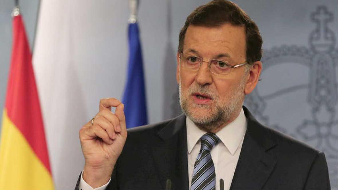Las mañanas de RNE - Rajoy viajará a Cataluña - Escuchar ahora
