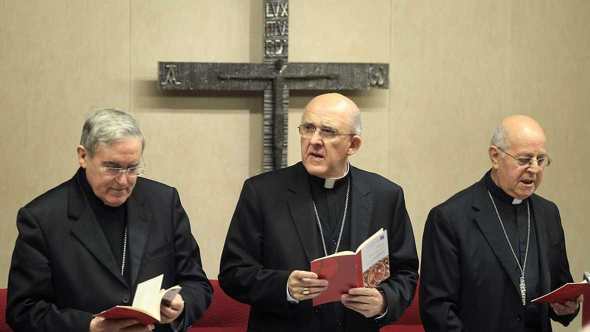 """Diario de las 2 - Obispos: """"España necesita una regeneración moral"""" - Escuchar ahora"""