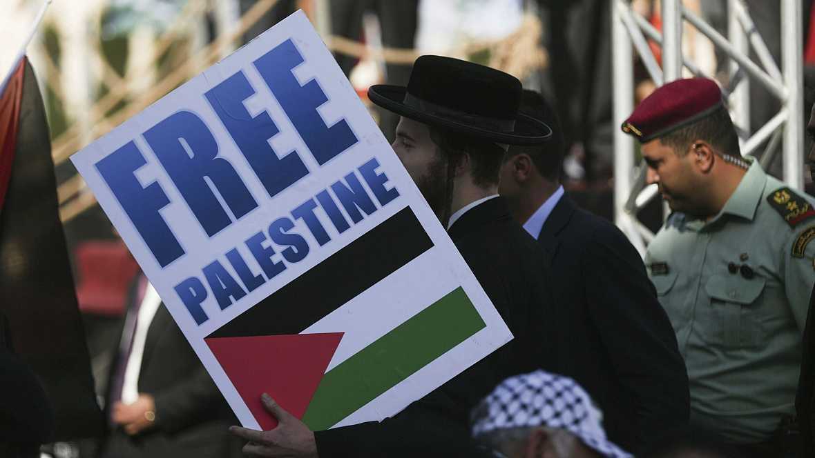 Radio 5 Actualidad - El Congreso vota el reconocimiento del Estado Palestino - 18/11/14 - Escuchar ahora