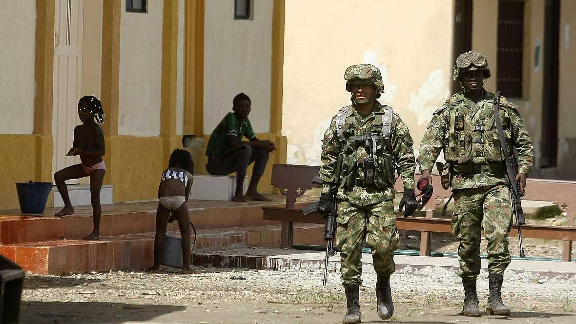 Las mañanas de RNE - Las FARC reconocen el secuestro del general Alzate - Escuchar ahora
