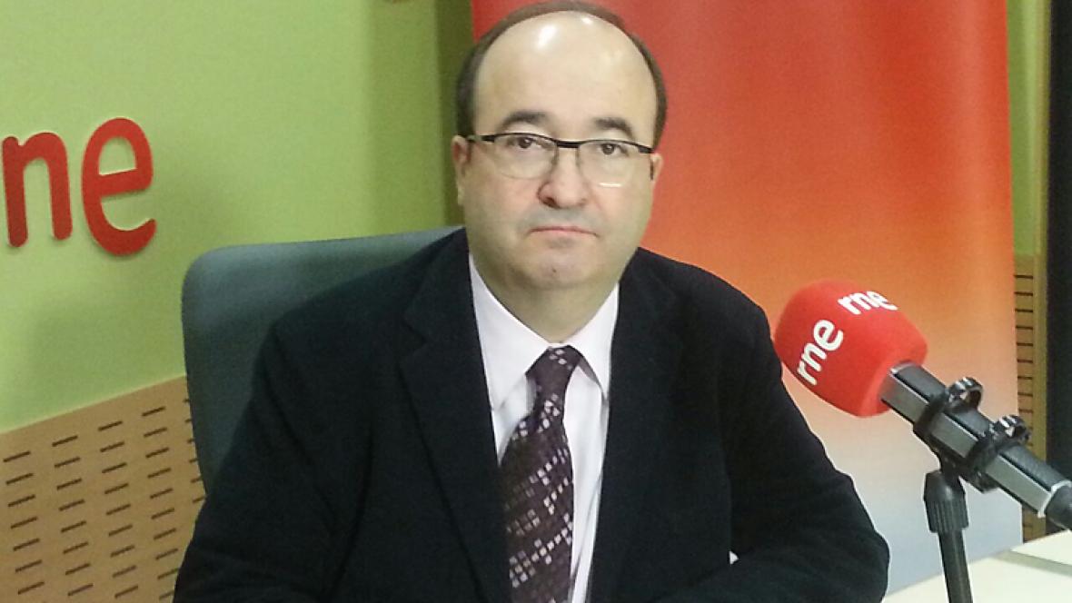 Las mañanas de RNE - Iceta confía en que el Gobierno actúe contra las declaraciones políticas de cargos militares - Escuchar ahora