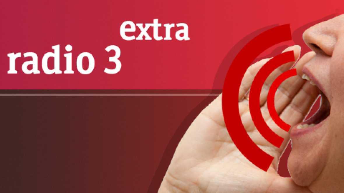 Resonancias - Chra. Bajas frecuencias y Ruido - 26/11/14 - Escuchar ahora
