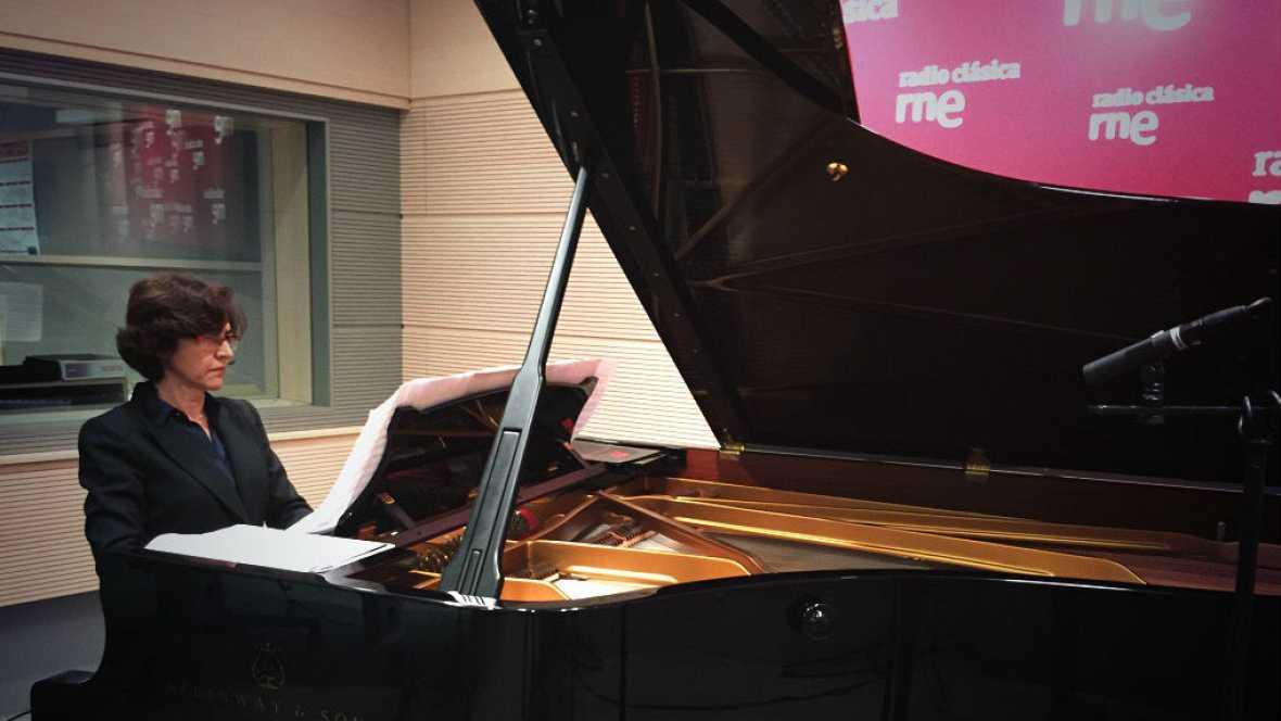 Radio 5 Actualidad - Radio Clásica estrena nuevo estudio y con piano de cola - 20/11/14 - Escuchar ahora