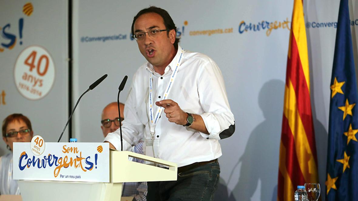 """Las mañanas de RNE - Josep Rull: """"Intentar inhabilitar a Mas es la expresión de la impotencia del Estado"""" - Escuchar ahora"""