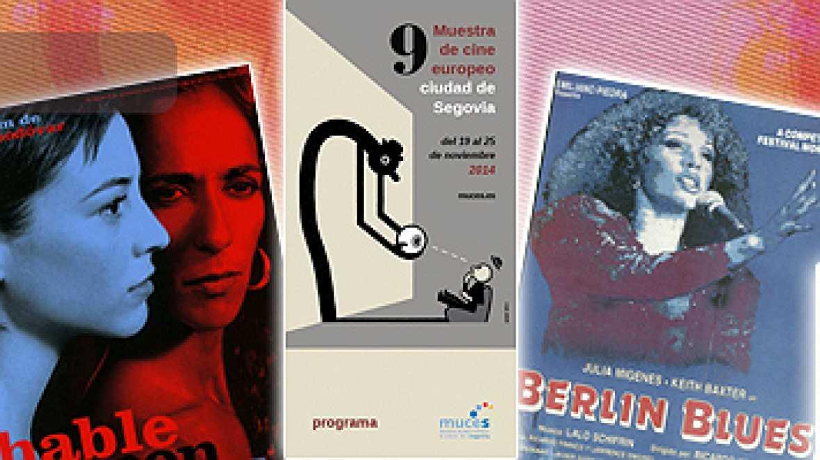 Radio 5 Actualidad - Muestra de Cine Europeo Ciudad de Segovia - 20/11/14 - Escuchar ahora