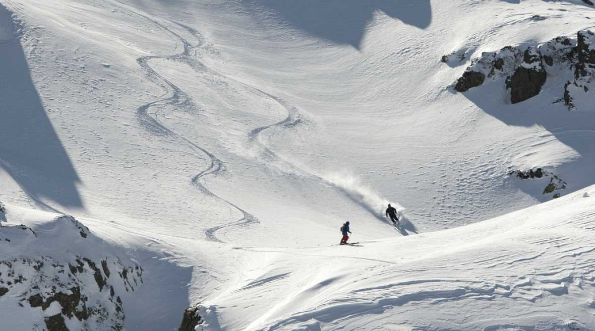 Raider Sport 3 -  La estación de invierno de Vallnord cumple 10 años - 20/11/14 - Escuchar ahora