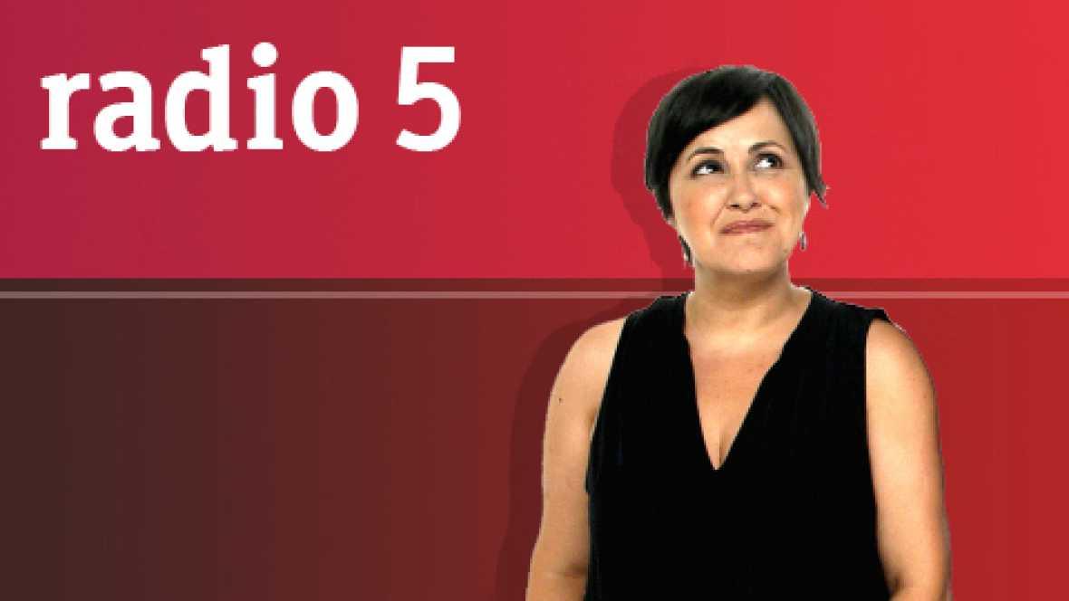 La sala - Adriana Ozores de gira - 14/11/14 - escuchar ahora -