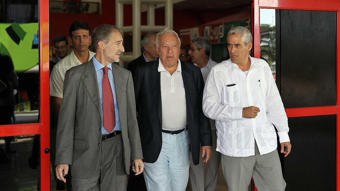 Las mañanas de RNE - Margallo en Cuba - Escuchar ahora