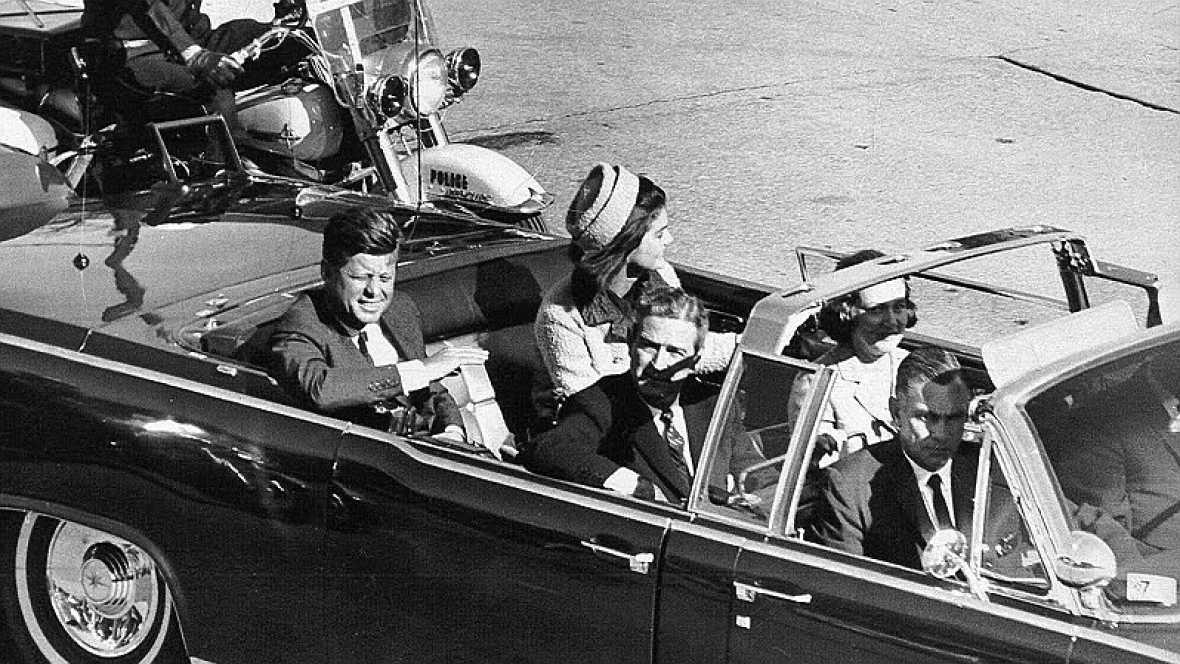 El almanaque en Radio 5 - El asesinato de Kennedy - 24/11/14 - Escuchar ahora