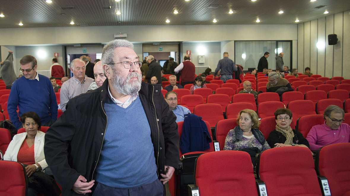 Boletines RNE - Méndez prepara su relevo al frente de UGT - 24/11/14 - Escuchar ahora