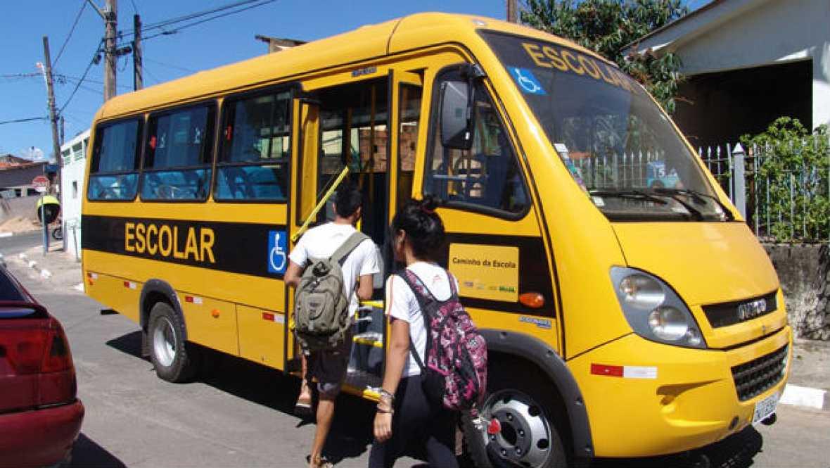 Las mañanas de RNE - Campaña para el transporte escolar - Escuchar ahora