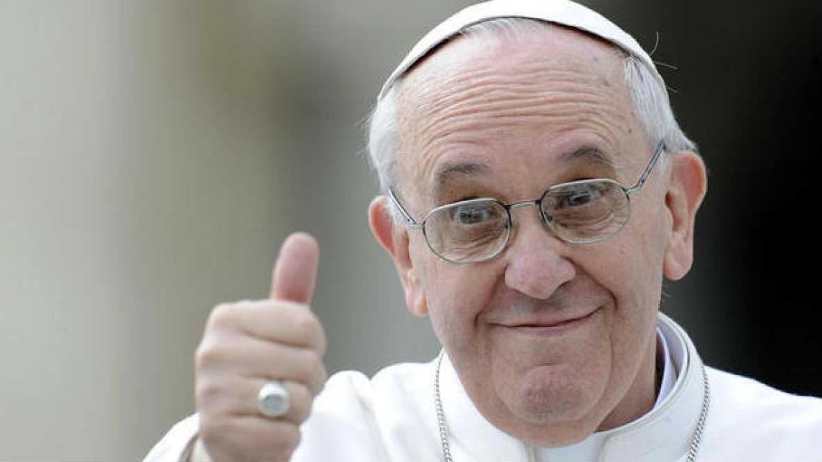 Las mañanas de RNE - El papa visita el Parlamento Europeo - Escuchar ahora