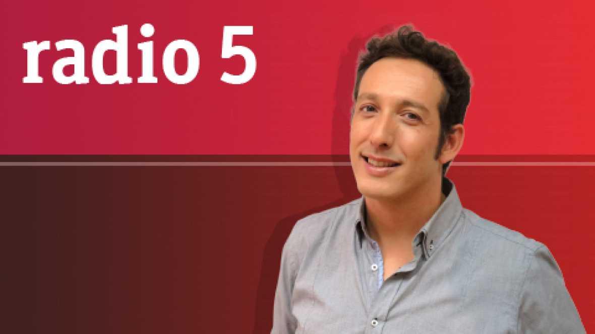 Con los cinco sentidos - El puente - 25/11/14 - escuchar ahora