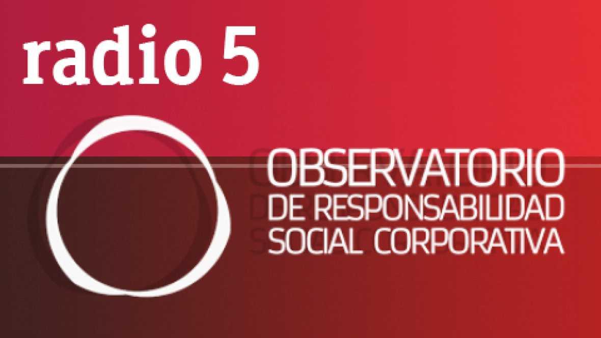 Espacio para la responsabilidad social corporativa - El informe de sostenibilidad - 25/11/14 - escuchar ahora