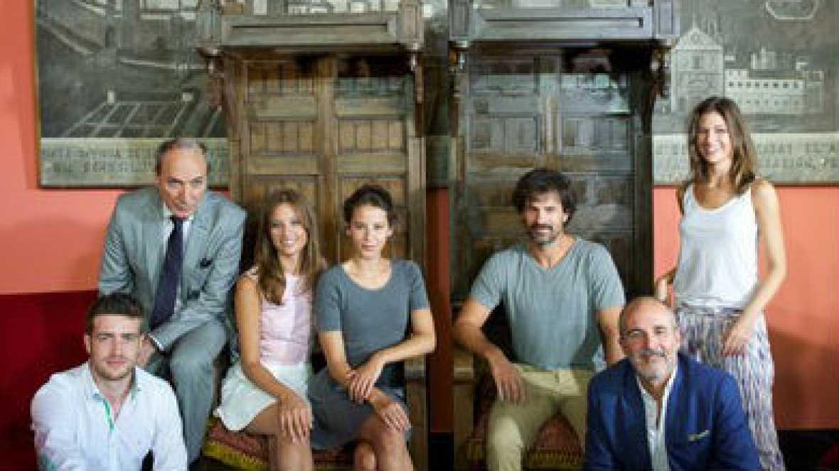 Radio 5 Actualidad - Fernando Guillen Cuervo nos habla de 'Isabel' - 26/11/14 - Escuchar ahora
