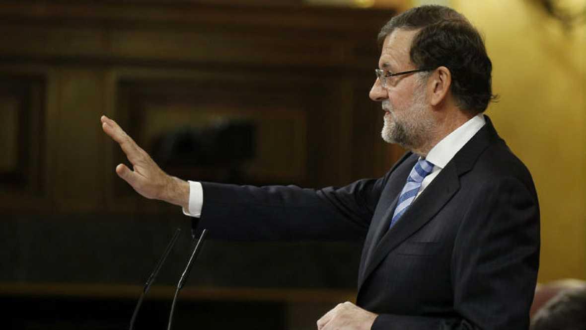 Boletines RNE - Debate en el Congreso sobre la corrupción - 27/11/14 - Escuchar ahora
