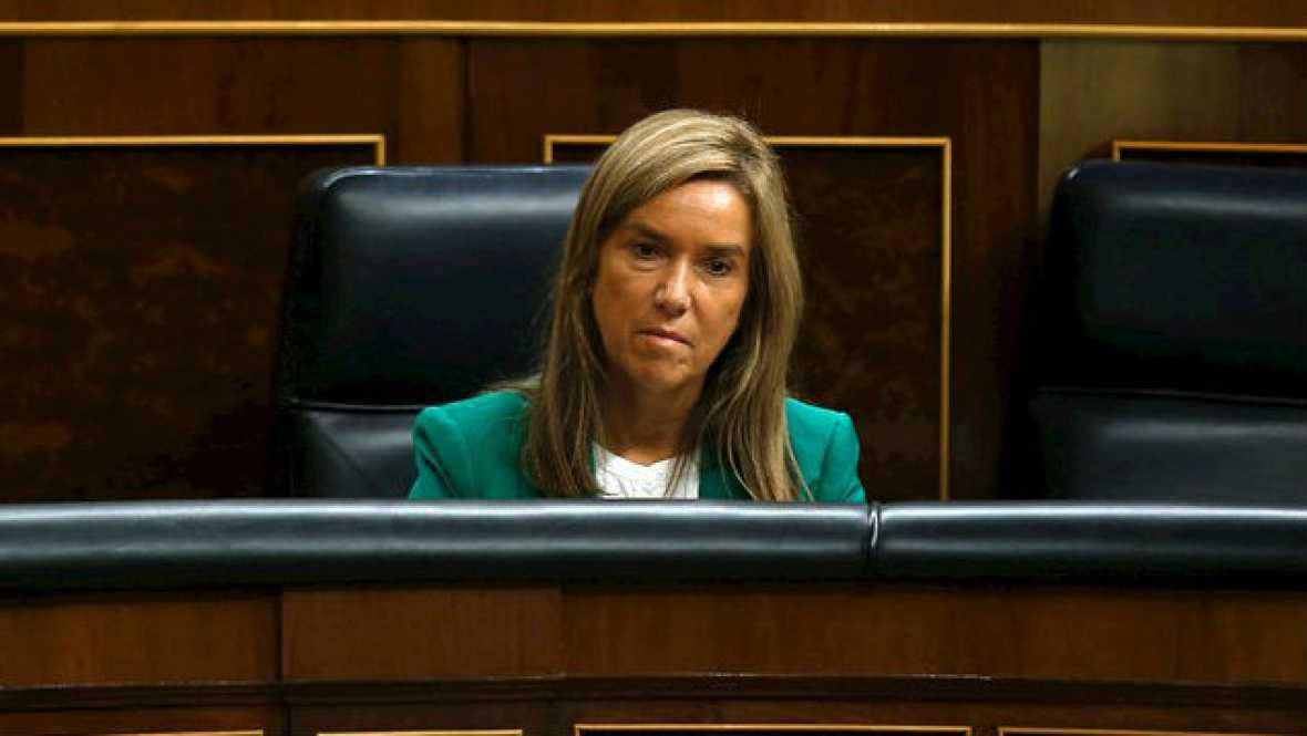 Boletines RNE - El presidente del Congreso defiende que Mato siga siendo diputada - 27/11/14 - Escuchar ahora