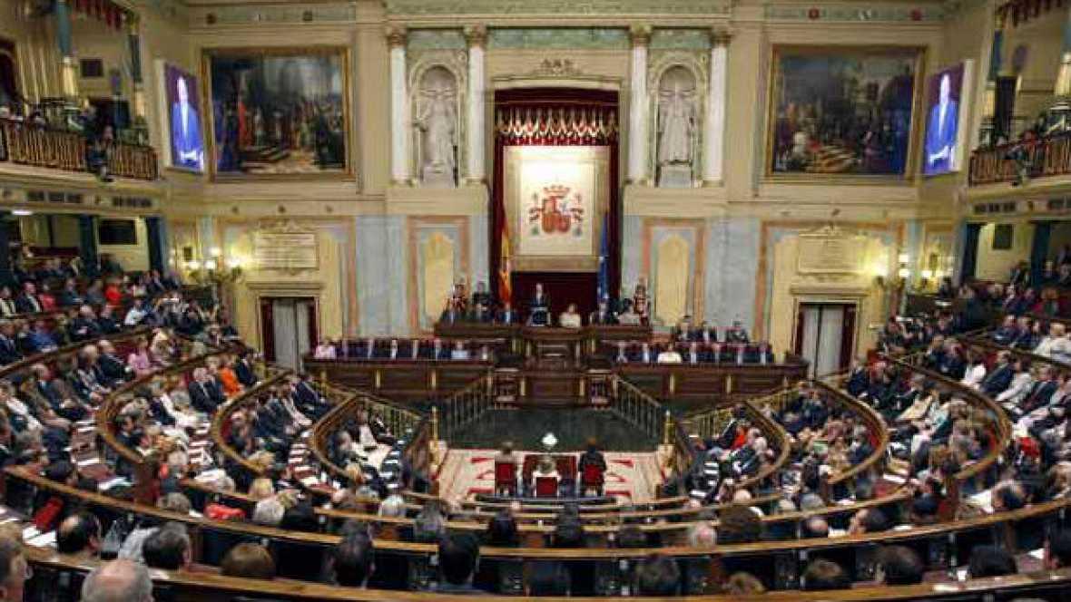 Boletines RNE - Debate sobre corrupción en el Congreso - 27/11/14 - Escuchar ahora