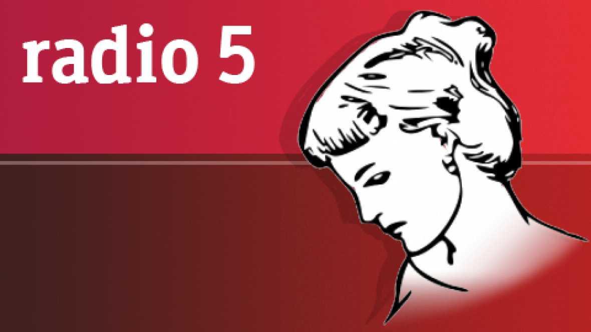 Con voz de mujer - Cuéntalo - 27/11/14 - escuchar ahora