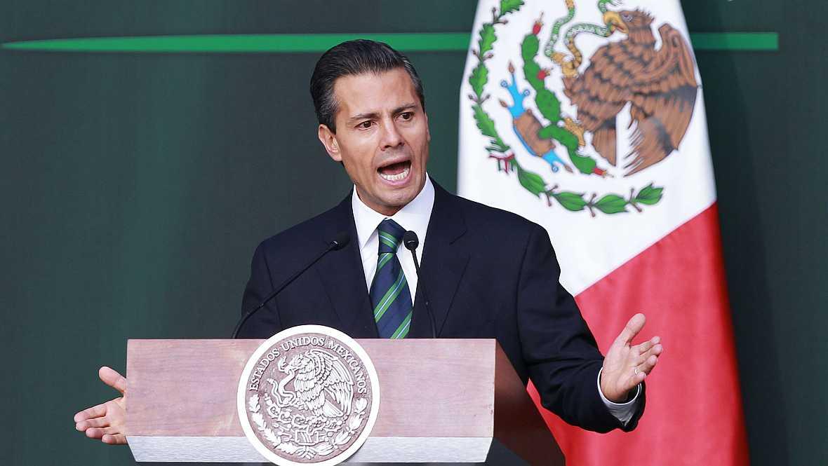 Boletines RNE - Peña Nieto contra la corrupción policial en México - 28/11/14 - Escuchar ahora