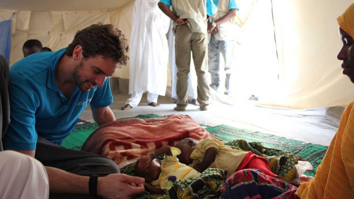 Travesías en Radio 5 - Celebridades humanitarias - Escuchar ahora