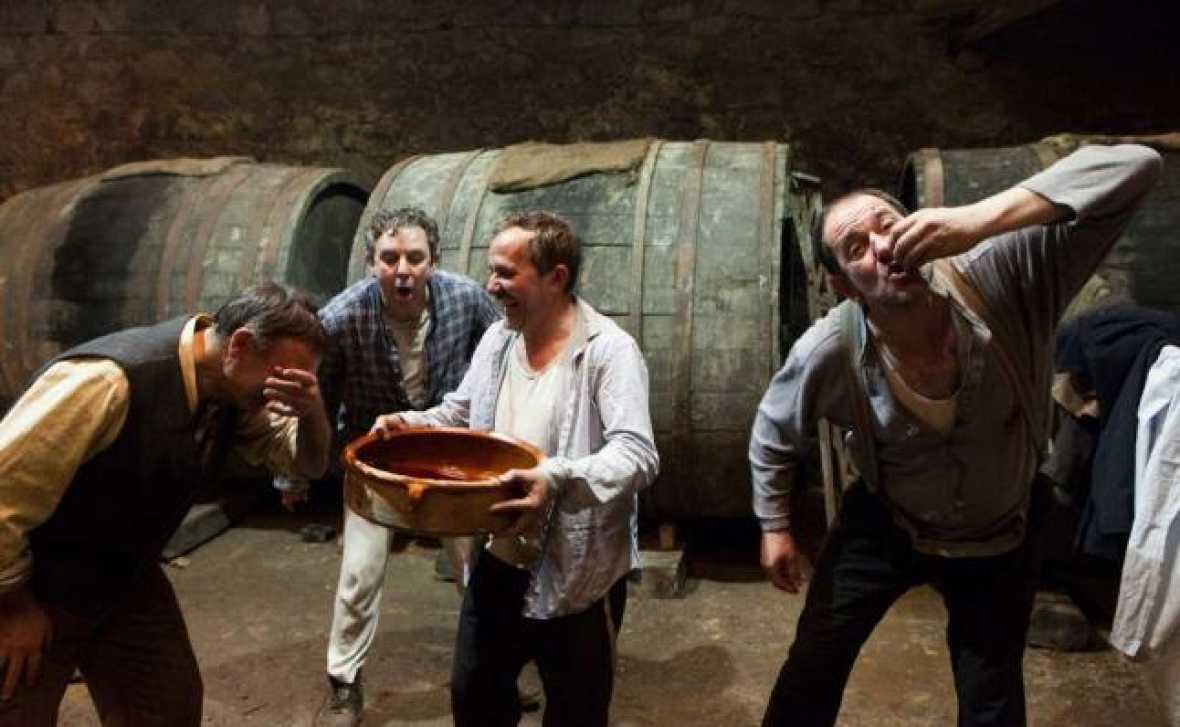 Entre paréntesis - 'A esmorga', la película gallega revelación con menos de 100 copias - Escuchar ahora