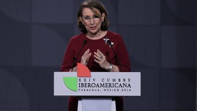 """Las mañanas de RNE - Rebeca Grynspan: Es una """"exageración"""" hablar de fractura en Iberoamérica - Escuchar ahora"""