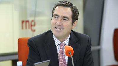 Las mañanas de RNE - Garamendi, seguro de lograr mas apoyos que Juan Rosell para liderar la CEOE - Escuchar ahora